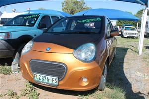 2012 Geely LC 1.0 GC2 GS