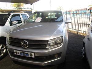 2013 VW Amarok 2.0TDI Trendline