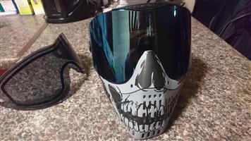 Ltd edition Empire Paintball Empire Eflex skulls mask