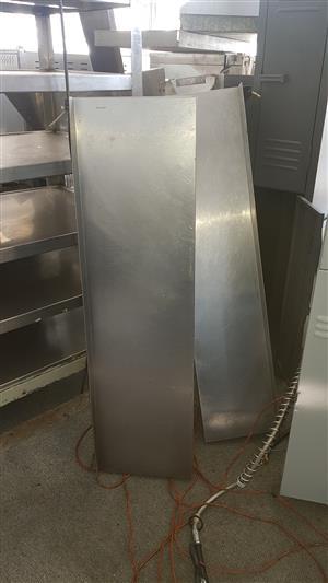 Wall shelving & Pot racks