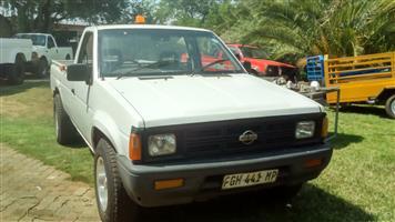 1998 Nissan 1400