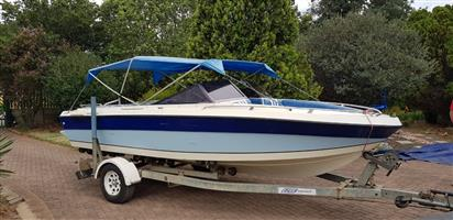 5.7L V8 inboard Countess XL 180