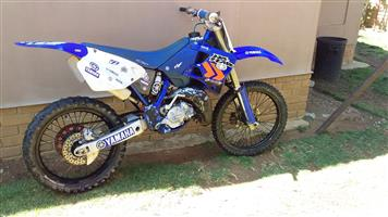 Yamaha YZ125 in South Africa | Junk Mail