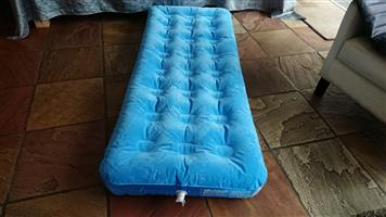 Single Air Mattress - Brand New.