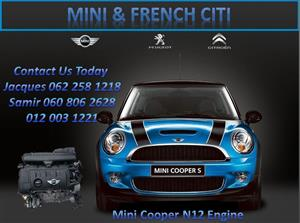 Mini Cooper N12 Engine For Sale