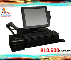 Posiflex PS3315 Touch Screen Point of Sale System | Junk Mail