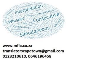 CHINESE INTERPRETATION SERVICES : 0123210610 , 0646196458