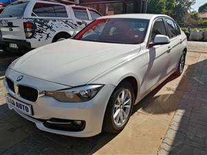 2014 BMW 3 Series 316i Modern auto