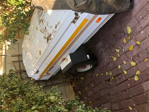 VENTER TRAILER ELITE 6 FOR SALE, ROADWORTHY AND LICENCED TODATE