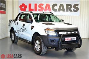 2015 Ford Ranger 2.2 double cab Hi Rider XLT
