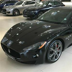 2010 Maserati GranTurismo Sport Special Edition