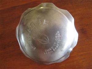 Auto Union DKW fuel tank cap (mixer cap: oil and petrol). Fits 1955 3=6 F91, perhaps other models too.