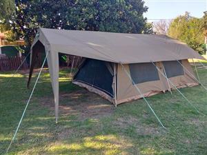 Tentco canvas tent