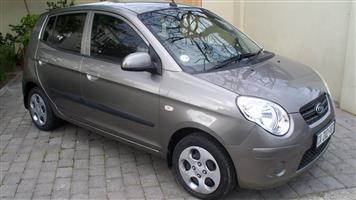 2010 Kia Picanto 1.0 LS