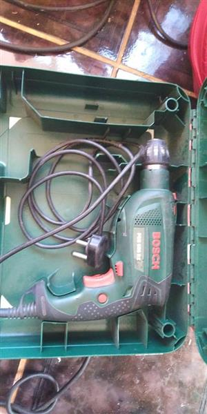 Bosch drill set for sale