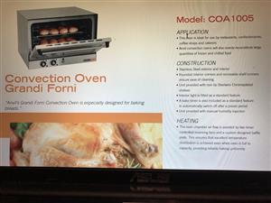 Anvil Apex convection oven COA1005
