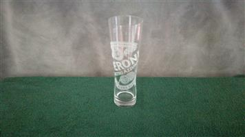 LIMITED EDITION PERONI BEER GLASSES