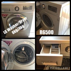 LG WASHER/DRYER COMBO R6500 neg