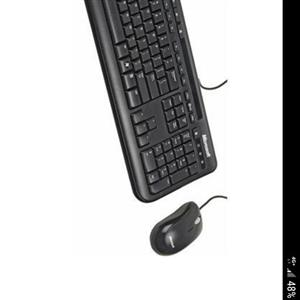 USB KEYBOARD AND MOUSE IN PERFECT WORKING CONDITION FOR CHEAP QUICK SALE