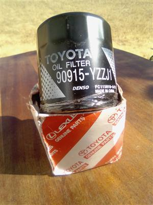 Toyota Genuine Oil Filter ( Corrola & Lexus)