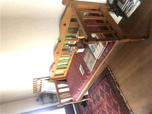 Antique Oak couch R6500. Whats-up Merita