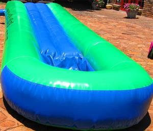 Jumping castles and water slides for hire