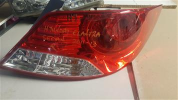 HYUNDAI ELANTRA 2011-13 TAILLIGHTS FOR SALE