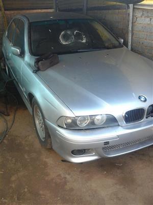 2000 BMW 5 Series 525i M Sport