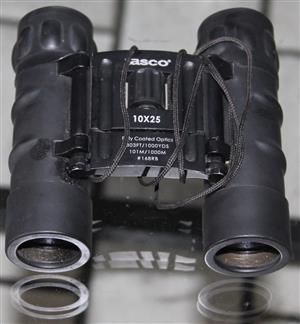 Tasco binoculars 10 x 25 S032032A #Rosettenvillepawnshop