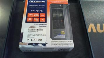 Olympus Digital voice recorder (vn-731 pc)