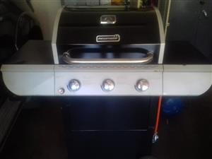 Megamaster gas braai for sale