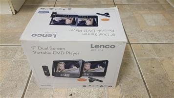 Car DVD player dual screen