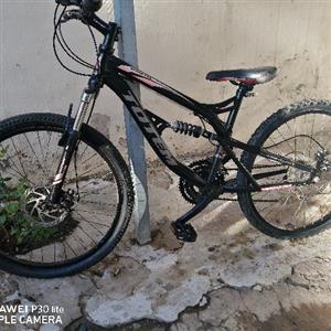 Totem mountain bike