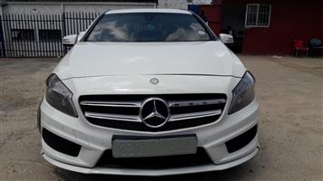 2012 Mercedes Benz A-Class hatch A 200 A/T