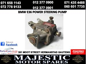 Bmw e36 power steering pump for sale