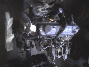 Toyota Siyaya 2.0 carb engine for sale