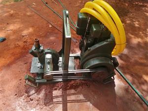 Lister irrigation pump set