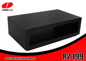 COFFEE TABLE BRAND NEW !!!!! DAISI COFFEE TABLE FOR ONLY R2 199