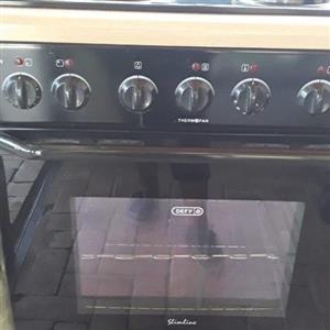 Defy slimline 4 plate plug in stove