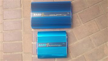 Bass Car Amplifiers For sale