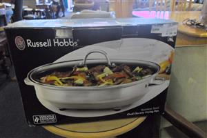 Russel Hobbs Oval Electric Frying Pan