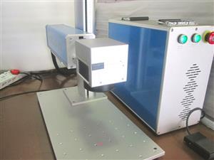 LLM-200F20 LabelMark 20W 200x200mm Optical-Fibre Laser Marking & Labelling Machine CNC