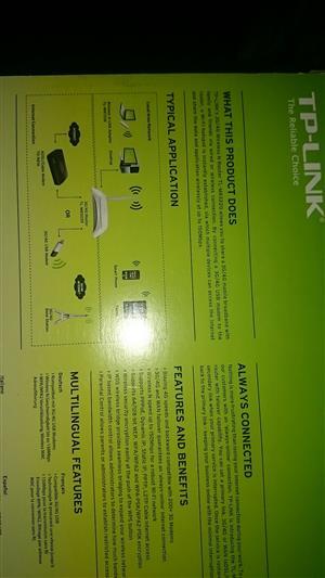 Tp-link Mr3220 3G/4G router