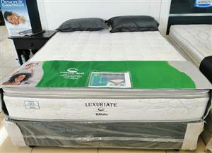 Luxuriate Pillow Top Queen Base Set