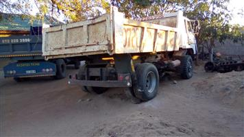 truck stipping for spares