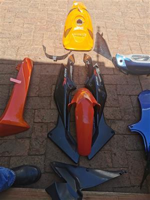 Honda CBR 125/150 parts