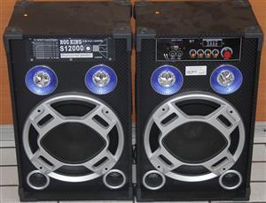 Roc king speaker dl-9802 S036543A #Rosettenvillepawnshop