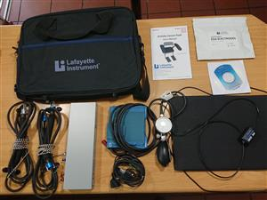 Mint condition LX4000 polygraph equipment for SALE