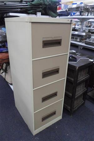 4 Drawer Steel Filing Cabinet - B033046009-25