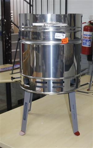 TRAMONTINA TOP CHARCOAL GRILL IN BOX S039216A #Rosettenvillepawnshop